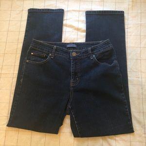 Bandolino Mandie Jeans, Size 8